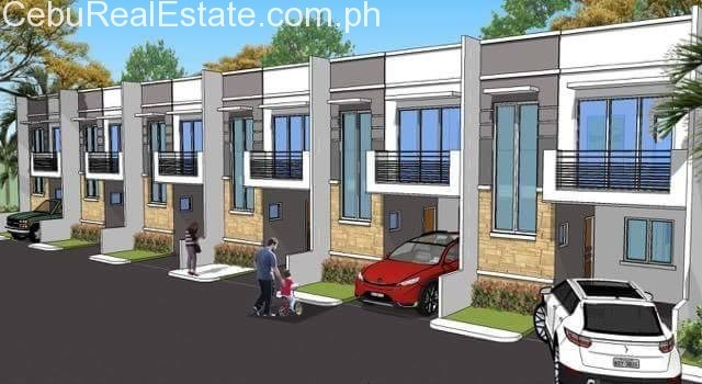 Townhouse in Talisay For Sale